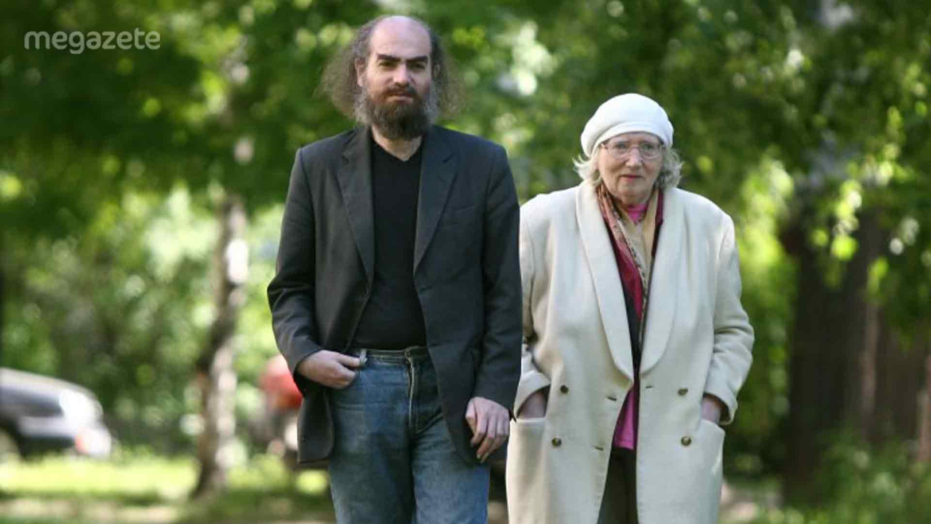 Grigori Yakovlevich Perelman ve Annesi