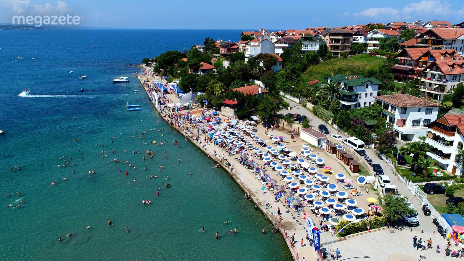 Marmara'da denize girilir mi