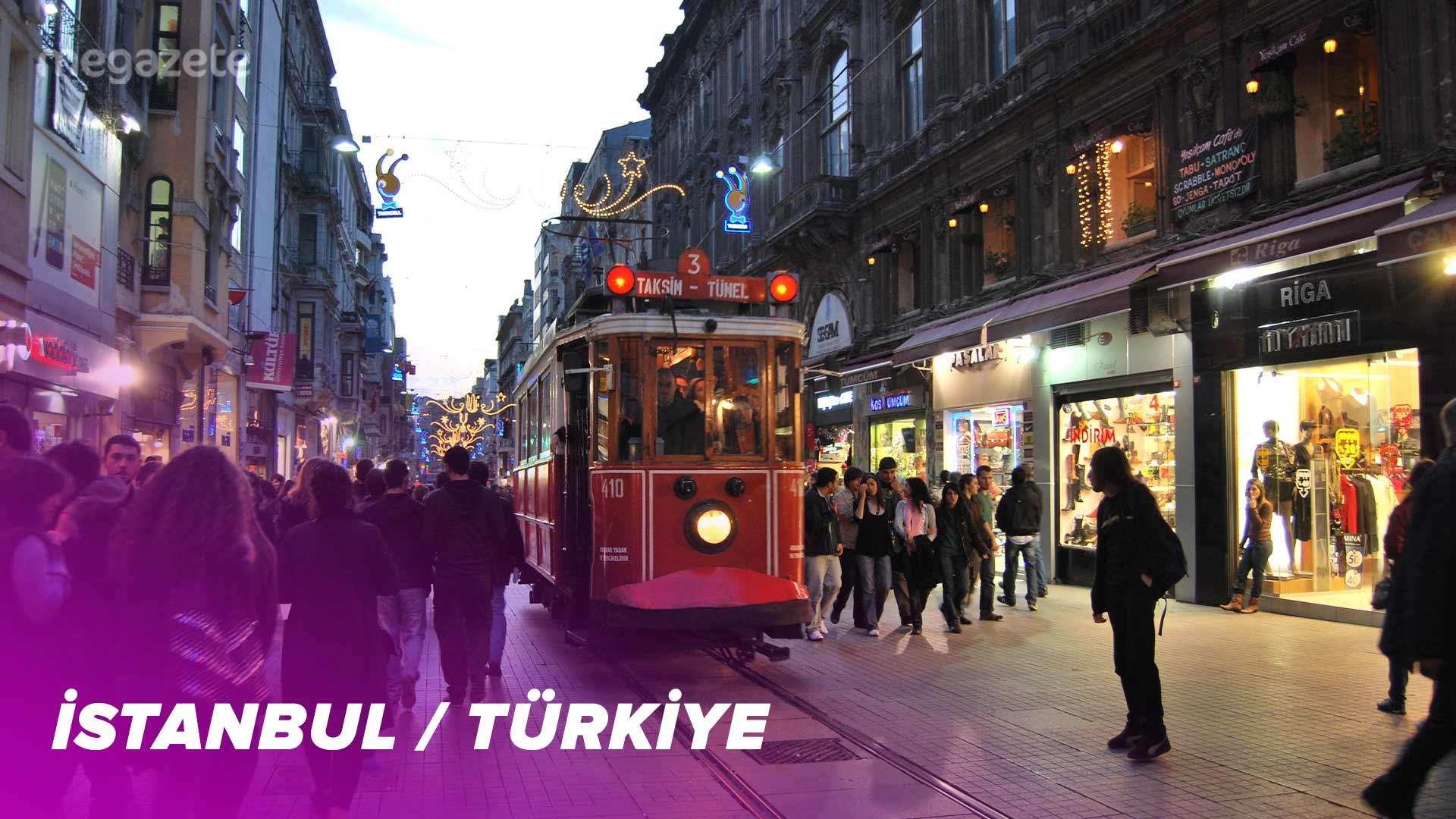 Türkiye'nin en kalabalık şehri İstanbul