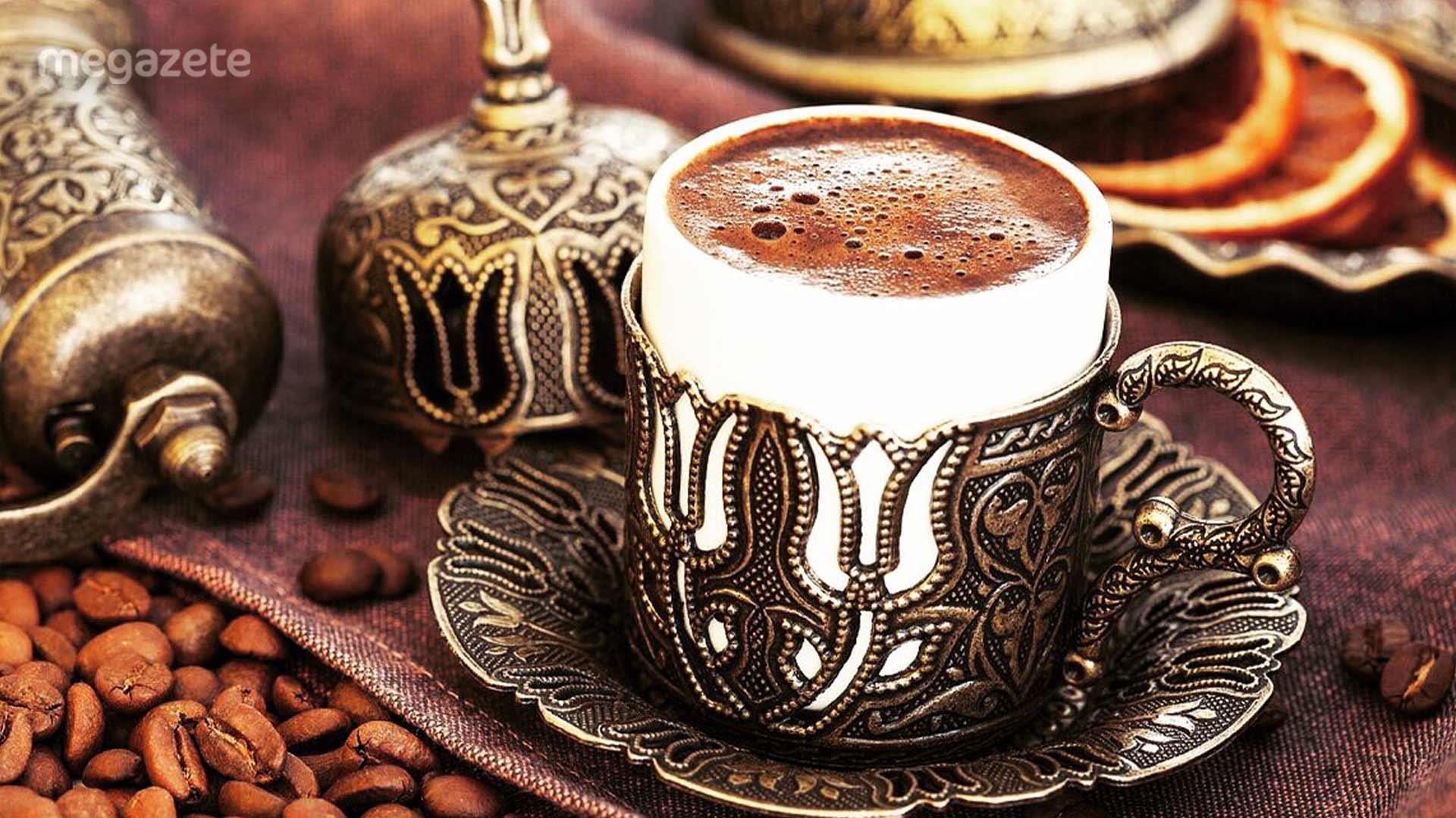 Türk Kahvesi Günde Ne Kadar Tüketilmeli